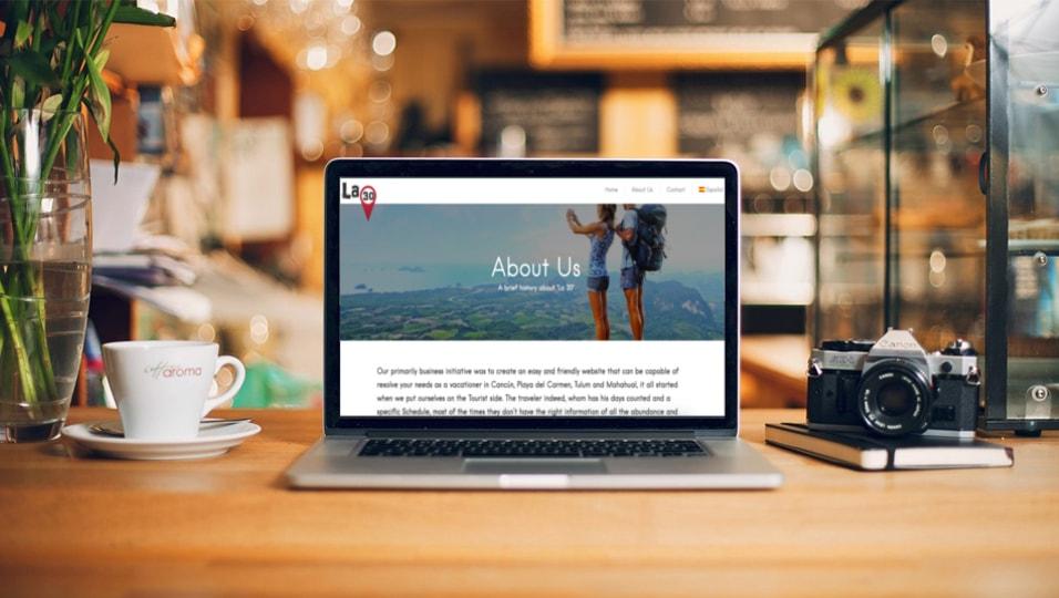 desarrollo web playa del carmen