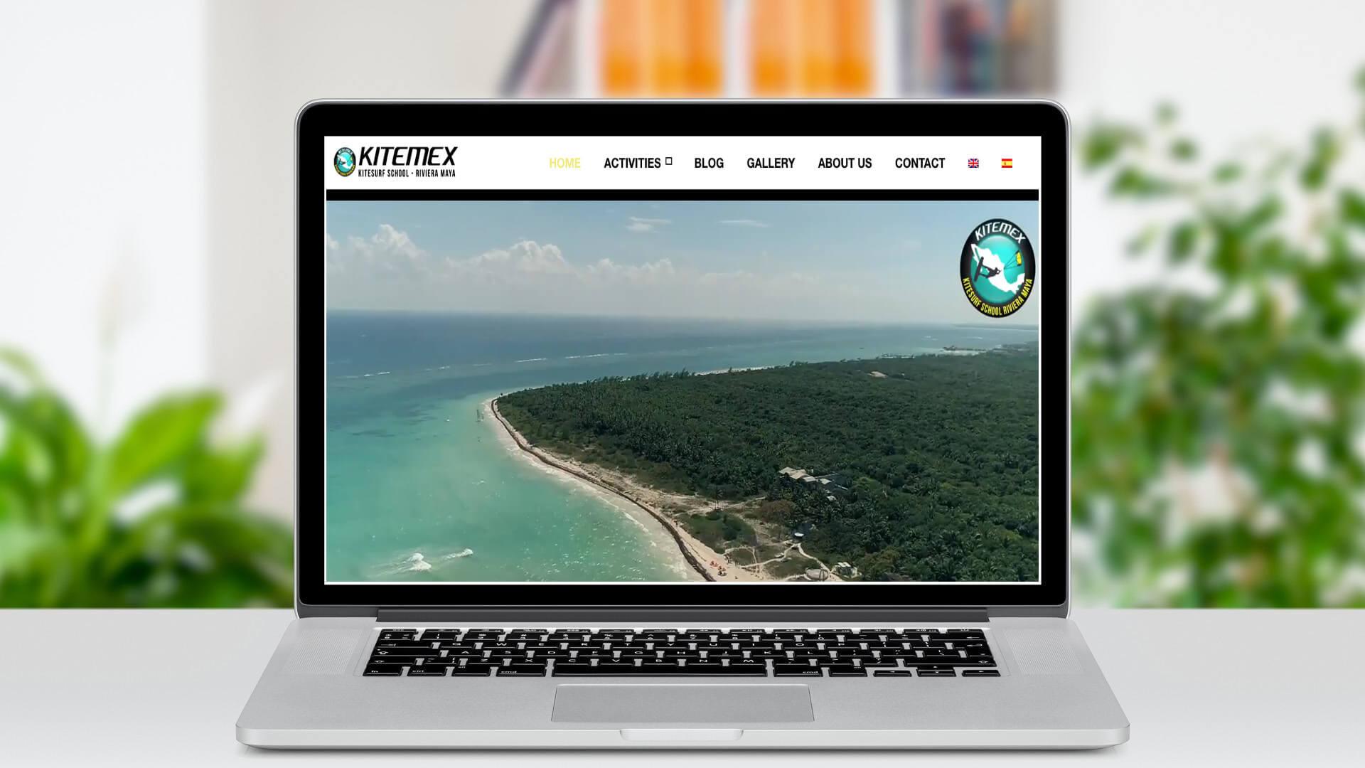 Paginas web playa del carmen